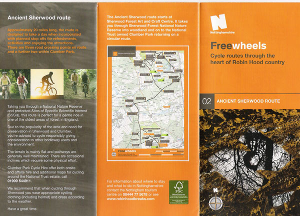 Freewheels Map 2