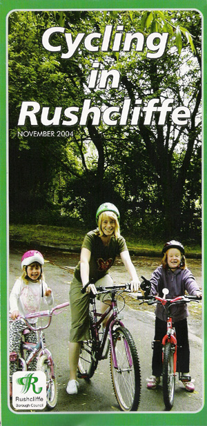 Cycling In Rushcliffe